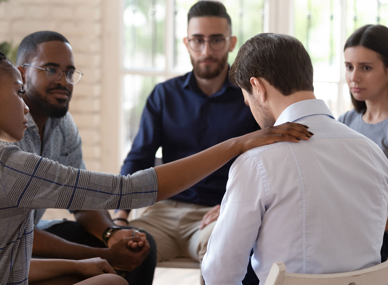 Mending Relationships during Family Therapy